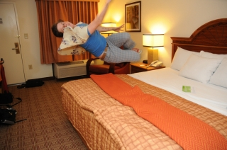 Hotel Bed Hopping